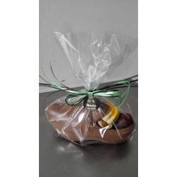 chocolade klomp