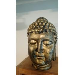 Goudkleurige boeddha